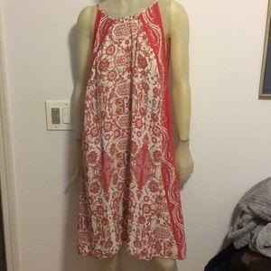 Max studio summer fun dress.